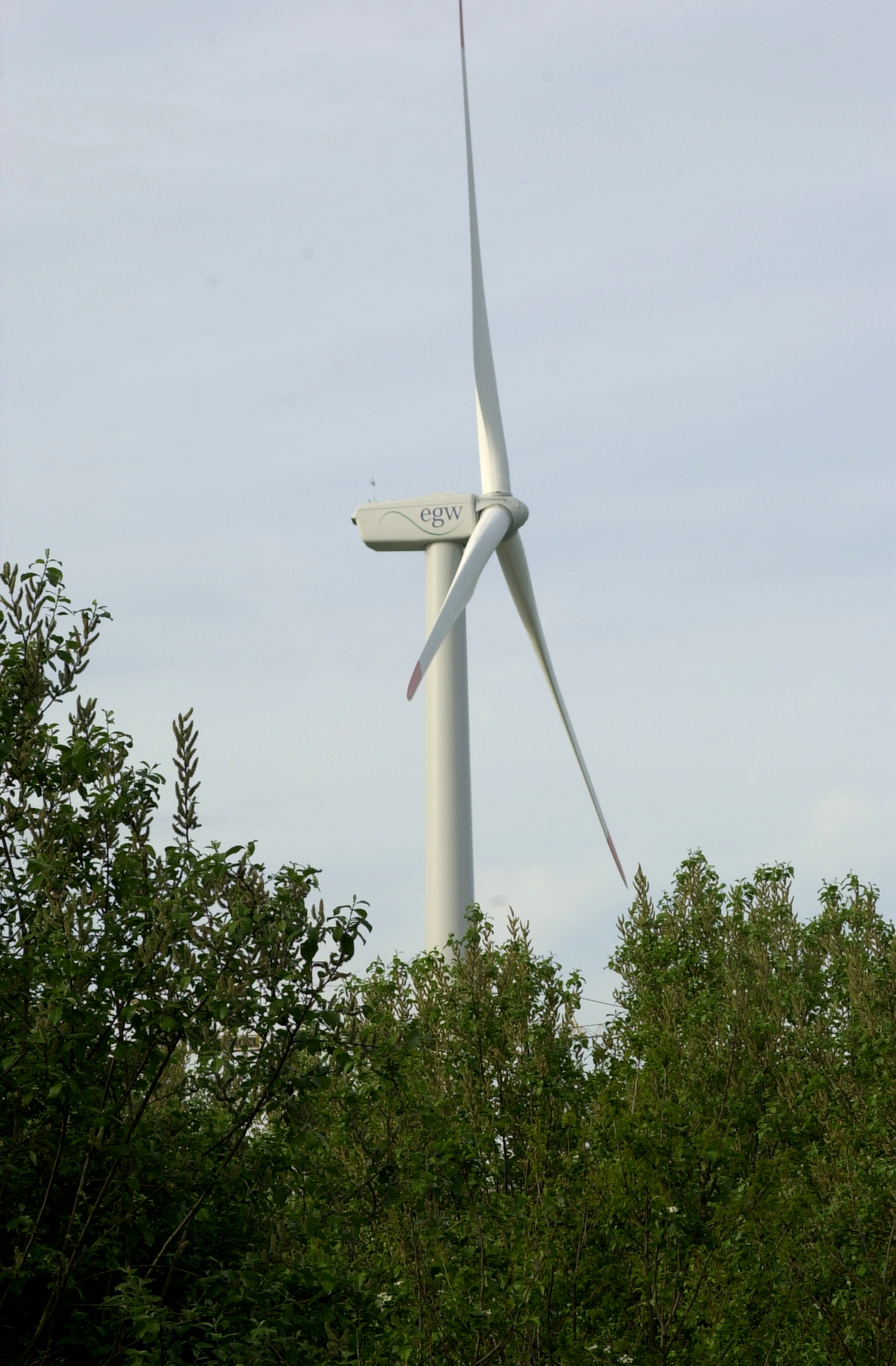 GE Wind Energy 1.5 sL